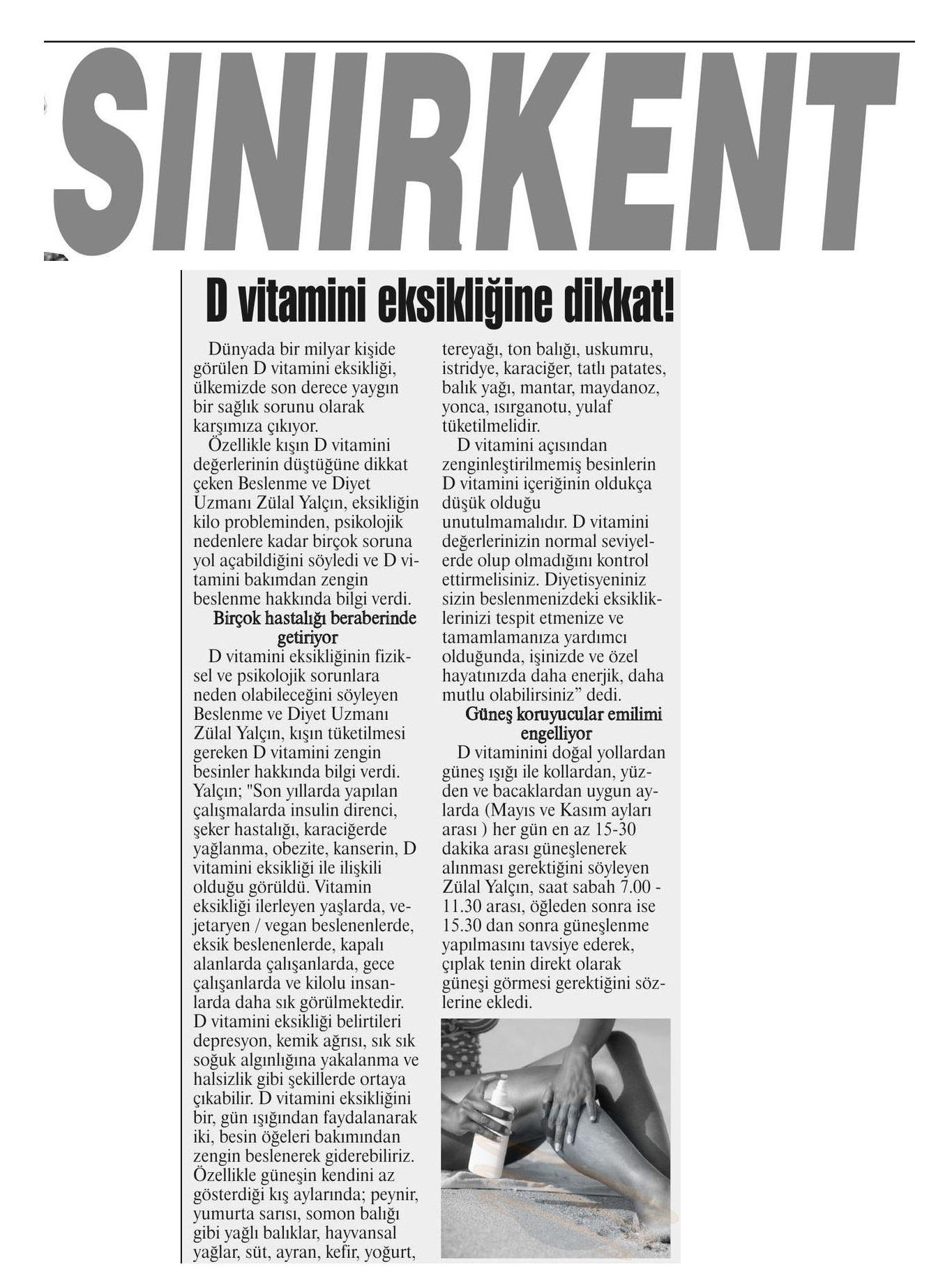 Sınırkent Gazetesi