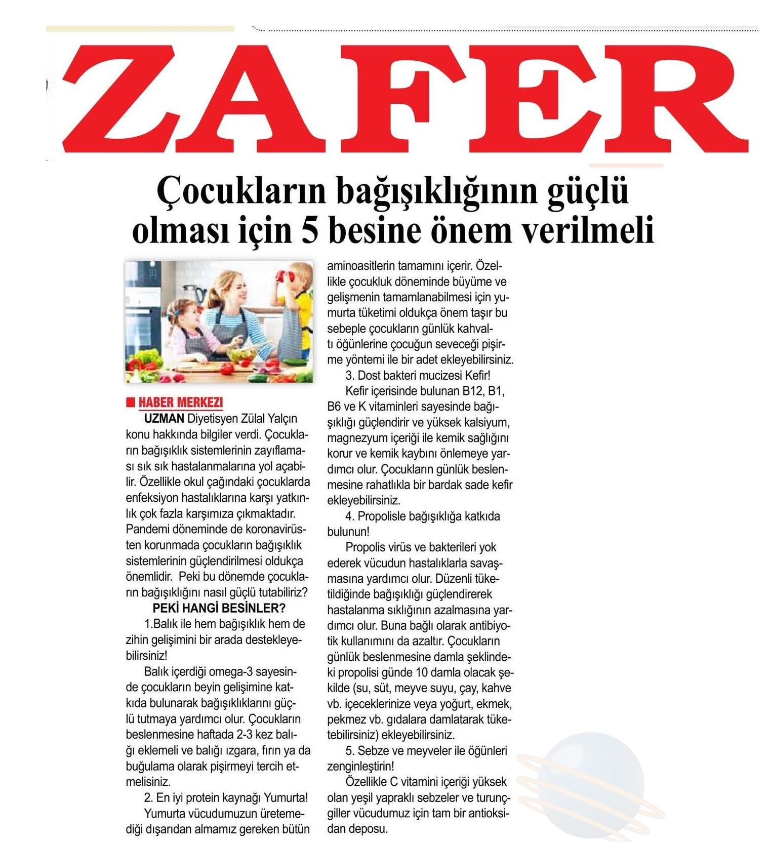 Zafer Gazetesi