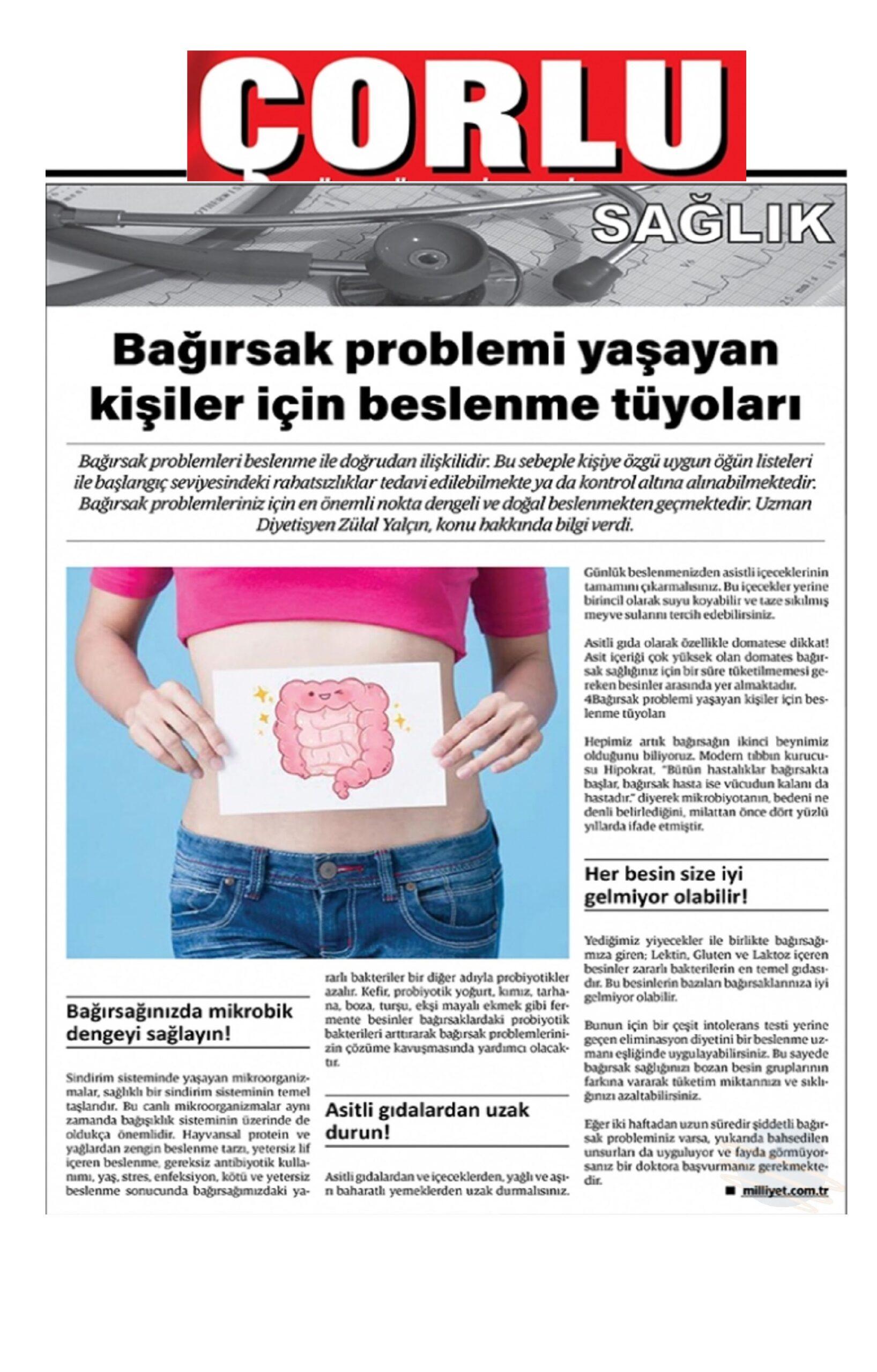 Çorlu Gazetesi