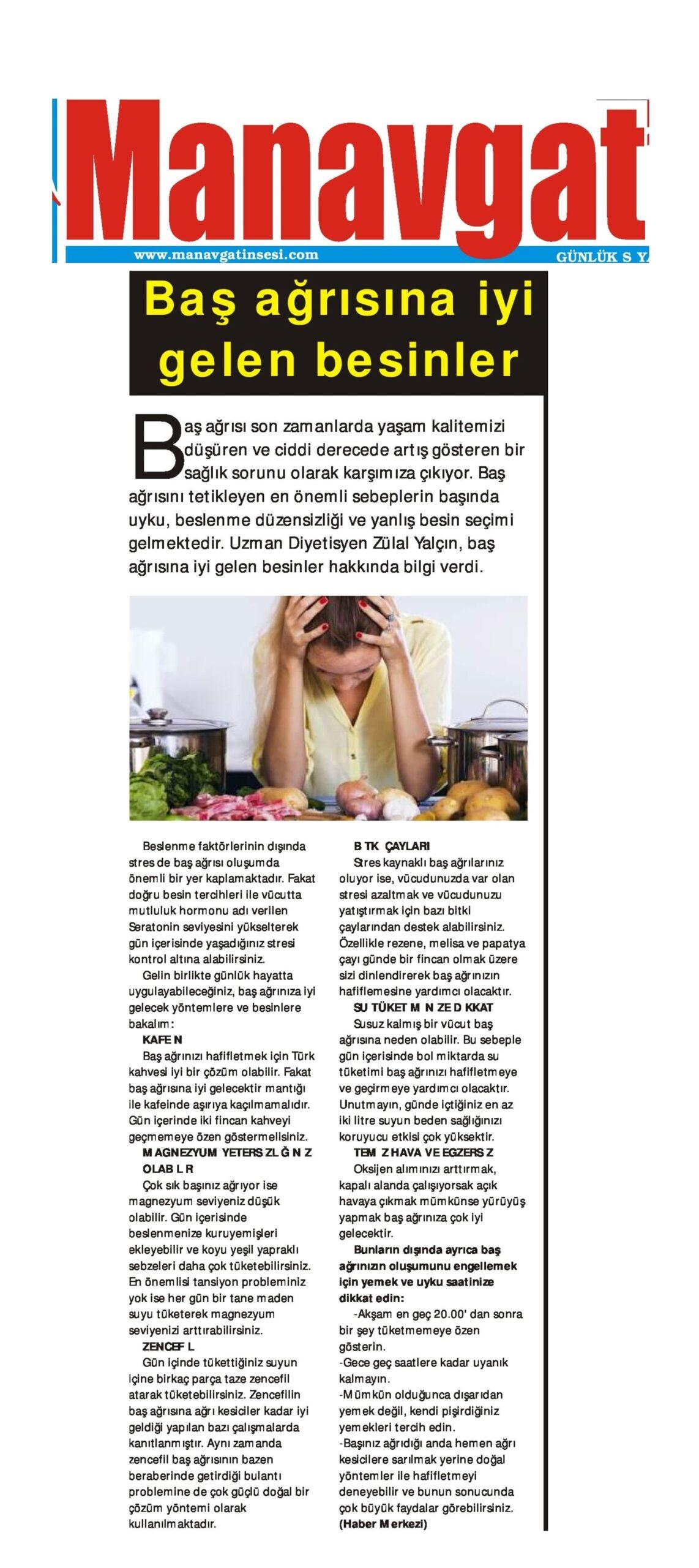 Manavgat Gazetesi